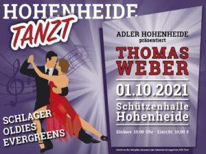 "Hohenheide TANZT @ Schützenhalle ""Adler"" Hohenheide"